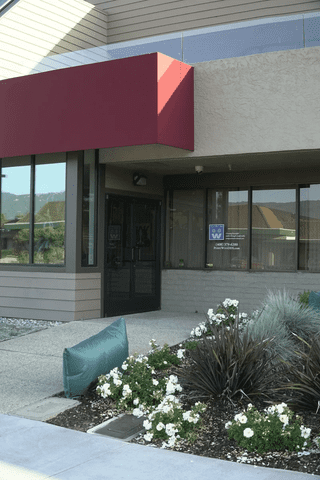 Front view of Perry woods DDS