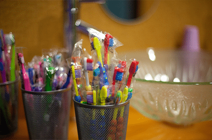 Colorful toothbrushes - specialsmilesdentistry.com