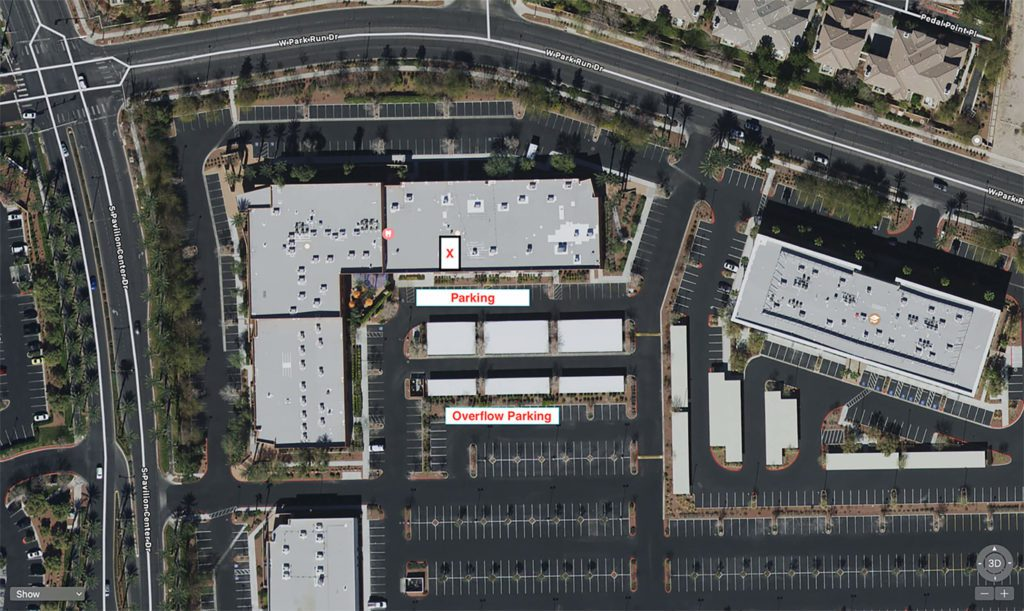 summerlin vision office map