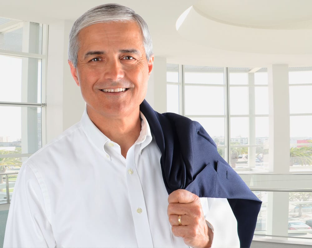 smiling older male, services featured image