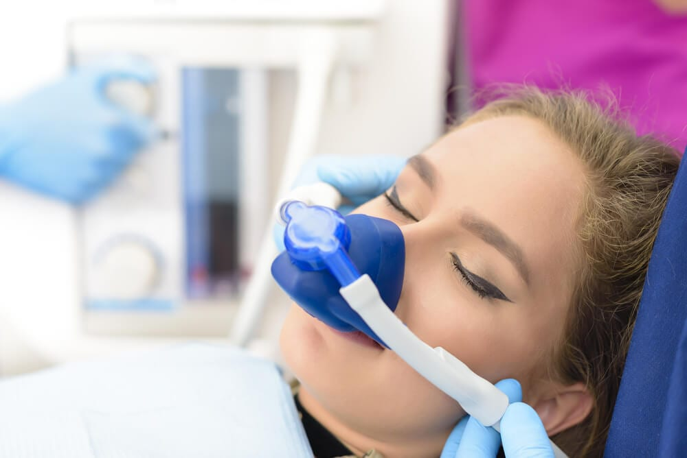 Sedated patient, services featured image