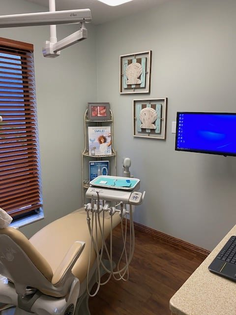galinis dentistry aesthetic dentistry of palm city office